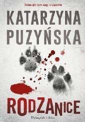 Okładka książki Rodzanice Katarzyna Puzyńska