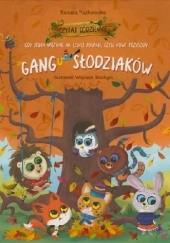 Okładka książki Gdy jesień nastanie na leśnej polanie, czyli nowe przygody Gangu Słodziaków Renata Piątkowska