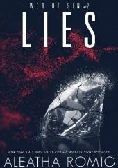 Okładka książki Lies Aleatha Romig