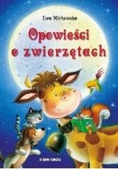 Okładka książki Opowieści o zwierzętach Ewa Mirkowska