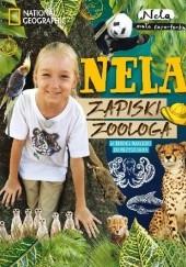 Okładka książki Nela. Zapiski zoologa Nela Mała Reporterka