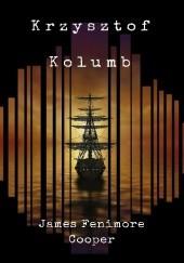 Okładka książki Krzysztof Kolumb James Fenimore Cooper