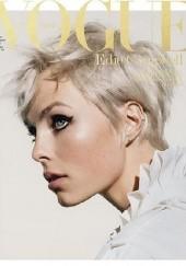 Okładka książki Vogue Polska, nr 10/grudzień 2018 Redakcja Magazynu Vogue Polska