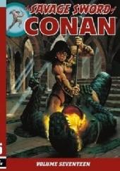 Okładka książki The Savage Sword Of Conan Vol.17 Chuck Dixon,Ernie Chan