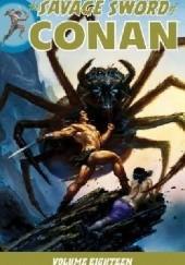 Okładka książki The Savage Sword Of Conan Vol.18 Chuck Dixon