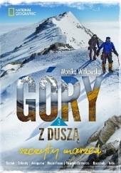Okładka książki Góry z duszą. Szczyty marzeń Monika Witkowska