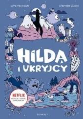 Okładka książki Hilda i Ukryjcy Stephen Davies