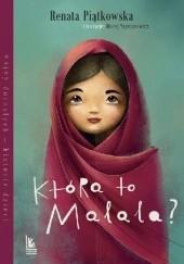 Okładka książki Która to Malala? Renata Piątkowska