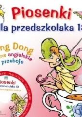 Okładka książki Piosenki dla przedszkolaka 13 Danuta Zawadzka