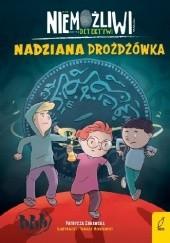 Okładka książki Nadziana drożdżówka Patrycja Zarawska