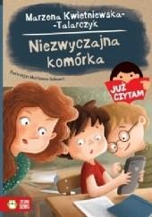 Okładka książki Niezwyczajna komórka Marzena Kwietniewska-Talarczyk