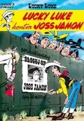 Okładka książki Lucky Luke kontra Joss Jamon René Goscinny,Morris