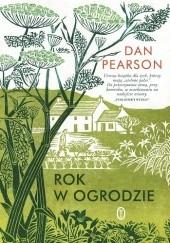 Okładka książki Rok w ogrodzie Dan Pearson