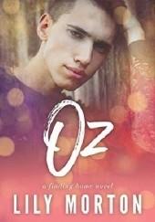 Okładka książki Oz Lily Morton