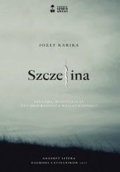 Okładka książki Szczelina Jozef Karika