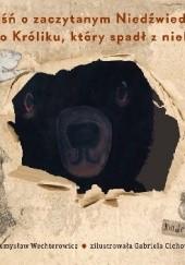 Okładka książki Baśń o zaczytanym Niedźwiedziu i o Króliku, który spadł z nieba Przemysław Wechterowicz