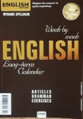 Okładka książki English Matters: Week by week Long-term Calendar 28/2018 (Wydanie specjalne) Redakcja magazynu English Matters
