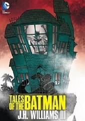 Okładka książki Tales Of The Batman: J.H. Williams III J. H. Williams III