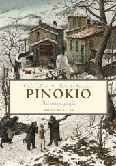 Okładka książki Pinokio. Historia pajacyka
