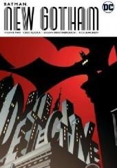 Okładka książki Batman- New Gotham Vol.2 Greg Rucka,Rick Burchett,Shawn Martinbrough