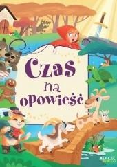 Okładka książki Czas na opowieść. praca zbiorowa