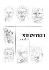 Okładka książki zwykliNIEZWYKLI Hubert Kęska