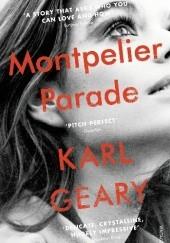 Okładka książki Montpelier Parade Karl Geary