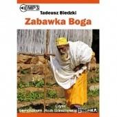 Okładka książki Zabawka Boga Tadeusz Biedzki