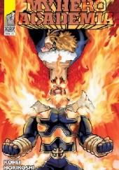 Okładka książki My Hero Academia vol. 21 Kōhei Horikoshi