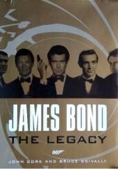 Okładka książki James Bond: The Legacy John Cork,Bruce Scivally