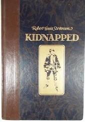 Okładka książki Kidnapped Robert Louis Stevenson