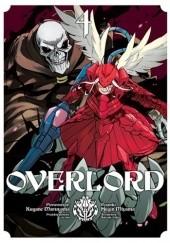 Okładka książki Overlord #4 Maruyama Kugane,Fugin Miyama