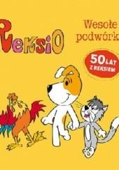Okładka książki Reksio. Wesołe podwórko Maria Szarf
