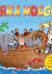 Okładka książki Arka Noego (książka - układanka) praca zbiorowa