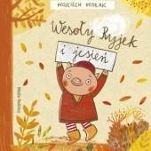 Okładka książki Wesoły Ryjek i jesień Wojciech Widłak