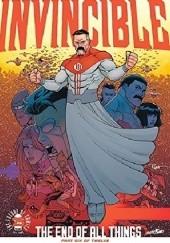 Okładka książki Invincible #138 Robert Kirkman,Ryan Ottley,Nathan Fairbairn