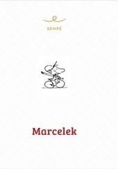 Okładka książki Marcelek Jean-Jacques Sempé