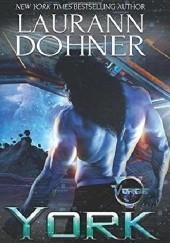 Okładka książki York Laurann Dohner