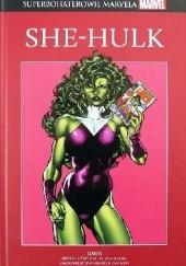 Okładka książki She-Hulk: She-Hulk żyje! / Rewelacyjna She-Hulk Stan Lee,John Buscema,John Byrne