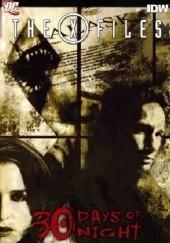 Okładka książki 30 Days Of Night/ The X Files Steve Niles,Tom Mandrake,Adam Jones