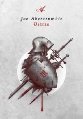 Okładka książki Ostrze Joe Abercrombie