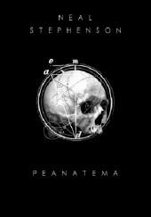 Okładka książki Peanatema Neal Stephenson
