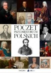 Okładka książki Poczet Przedsiębiorców Polskich Andrzej Krajewski,Arkadiusz Bińczyk,Marcin Rosołowski,Wojciech Kwilecki