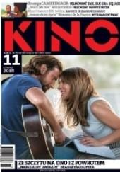 Okładka książki Kino, nr 11/ listopad 2018 Redakcja miesięcznika Kino