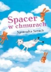 Okładka książki Spacer w chmurach Agnieszka Sarach