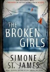 Okładka książki The Broken Girls Simone St. James