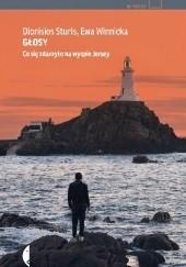 Okładka książki Głosy. Co się zdarzyło na wyspie Jersey Ewa Winnicka,Dionisios Sturis