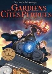 Okładka książki Gardiens des Cités Perdues Shannon Messenger