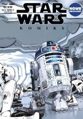 Okładka książki Star Wars Komiks 06/2018 Zemsta droida. Michael Walsh,Salvador Larroca,Jason Aaron,Jason Latour,Andrea Sorrentino