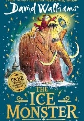 Okładka książki The Ice Monster David Walliams